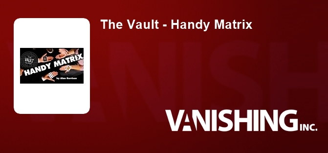 The Vault - Handy Matrix