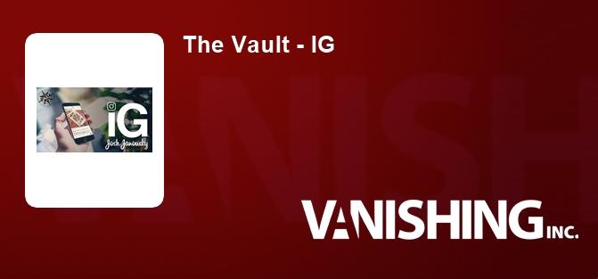 The Vault - IG