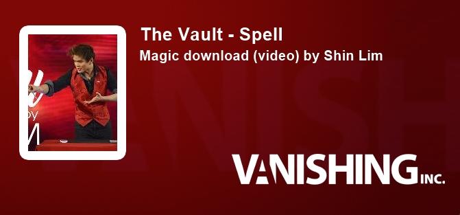 The Vault - Spell