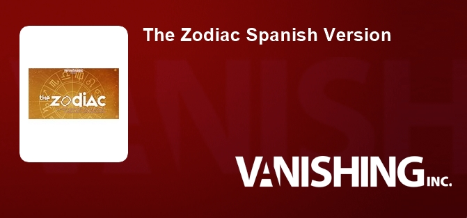The Zodiac Spanish Version