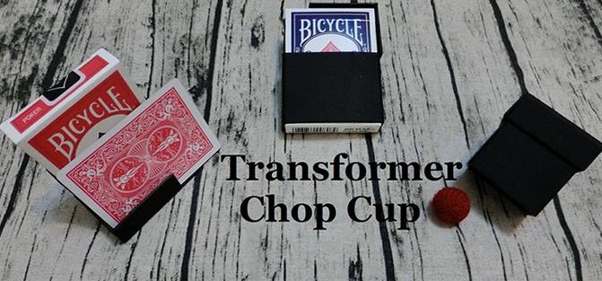 Transformer Chop Cup