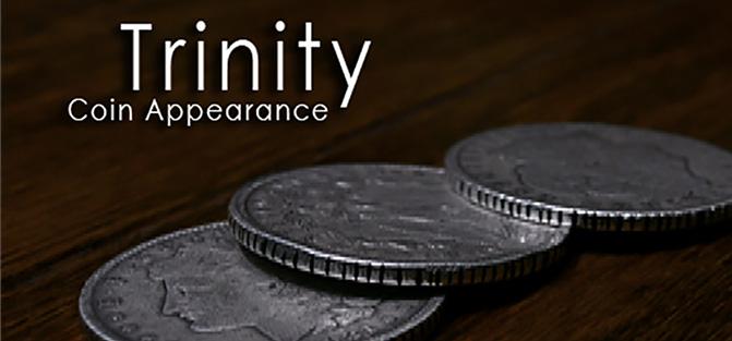 Trinity Coin Appearance