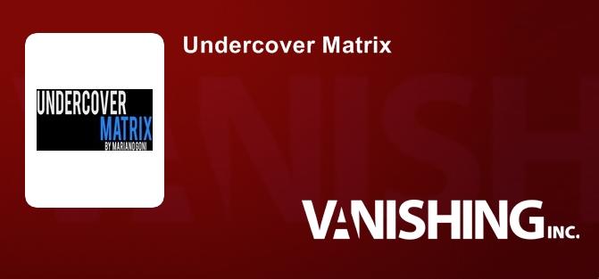 Undercover Matrix