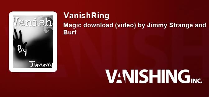 VanishRing