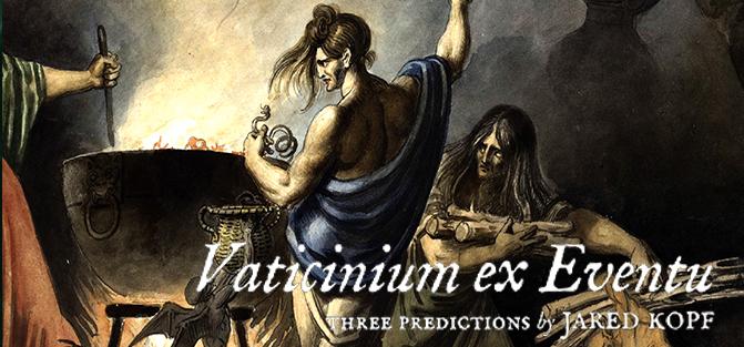 Vaticinium ex Eventu