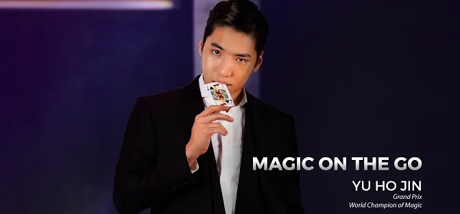 Yu Ho Jin Teaches Magic On The Go