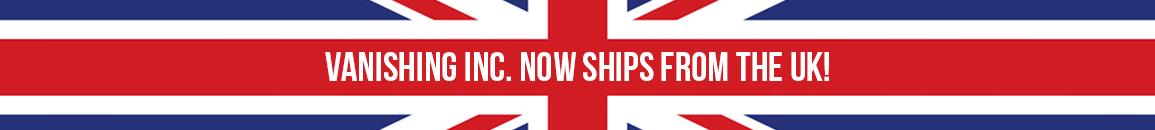 UK shipping magic shop